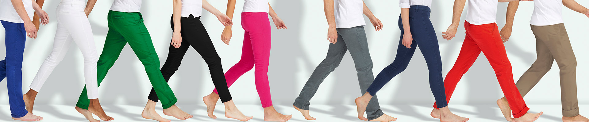 Pantaloni, bermuda e pantaloncini